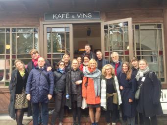 Consortium Meeting in Riga - October 2017 2017-10-18